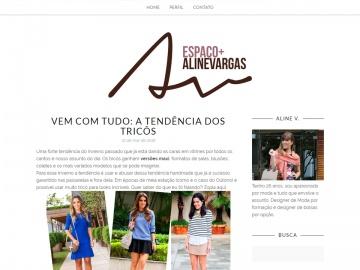 Aline Vargas Blog