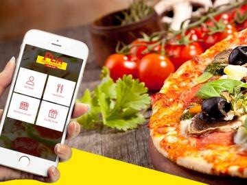 Cliente Plim Pizza
